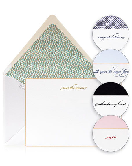 Bell'INVITO Occasional Stationery Set, Box of 10