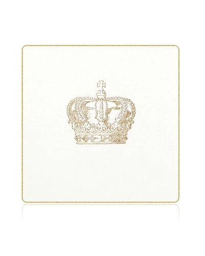 Crown Coasters  Set of 18