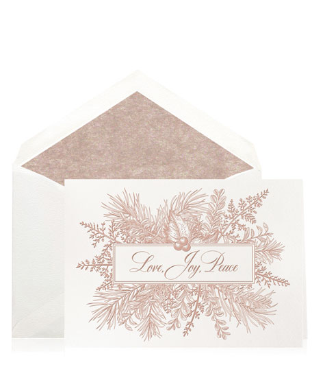 Bell'INVITO Fruit of the Spirit Stationery Set, Box of 10