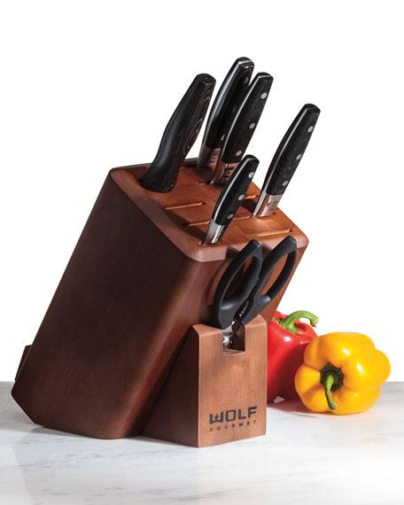 Wolf Gourmet Gourmet 7-Piece Cutlery Set