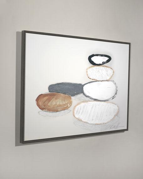 """RFA Fine Art """"Pure Zen"""" Giclee Wall Art by Robert Robinson"""