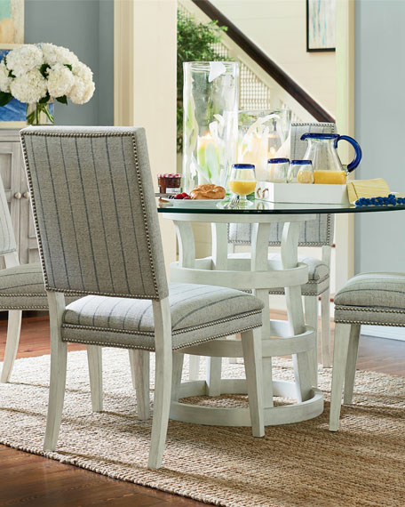 Hamptons Dining Chairs, Set of 2