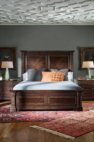 Gustafson King Bed