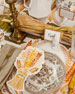 Hester & Cook Golden Harvest Paper Table Setting Decor Collection