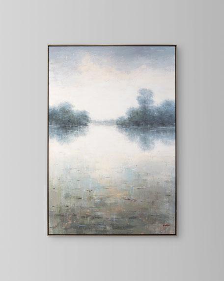 "John-Richard Collection ""Stillness"" Oil Painting by Sophia"