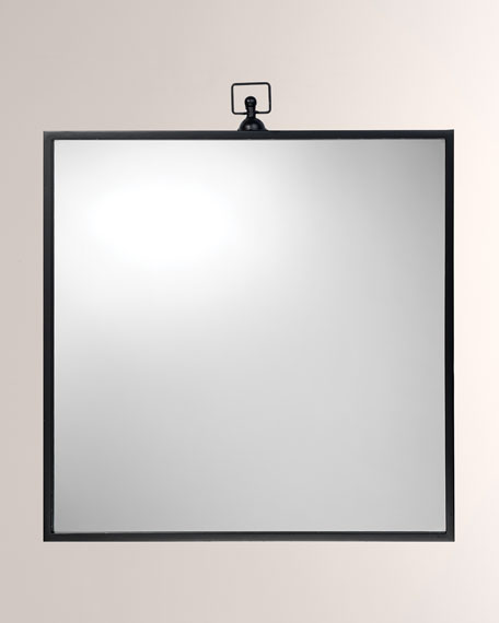 Vince Square Metal Mirror