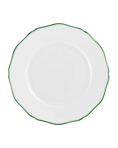Raynaud Touraine Double Filet Green Salad Plate