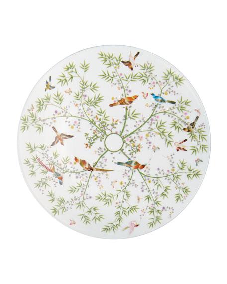 Raynaud Paradis White Dessert Plate