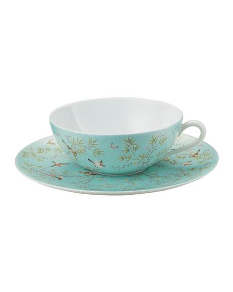 Raynaud Paradis Turquoise Teacup