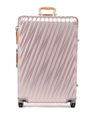 19 Degree Aluminum Extended Trip Packing Luggage