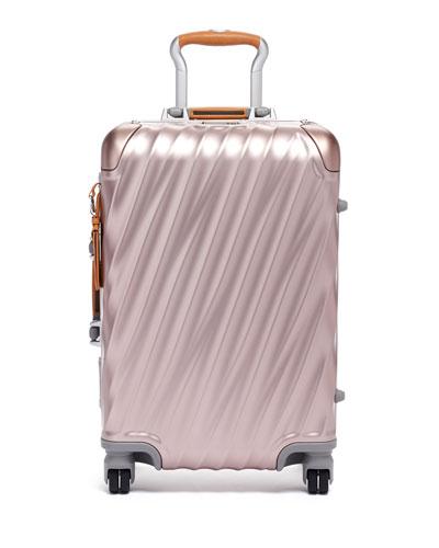 19 Degree Aluminum International Carryon  Luggage