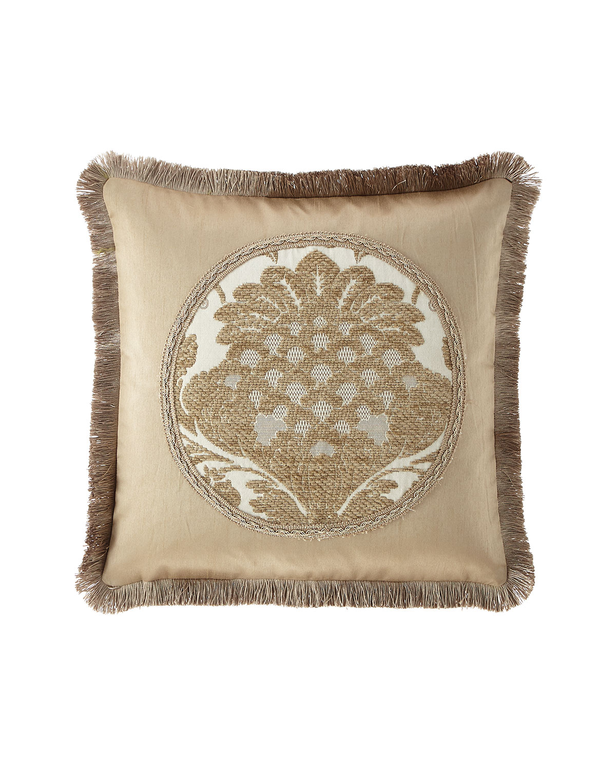 Austin Horn Collection Everleigh Framed Pillow