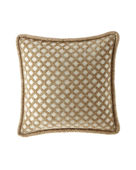 Austin Horn Collection Everleigh Diamond European Sham