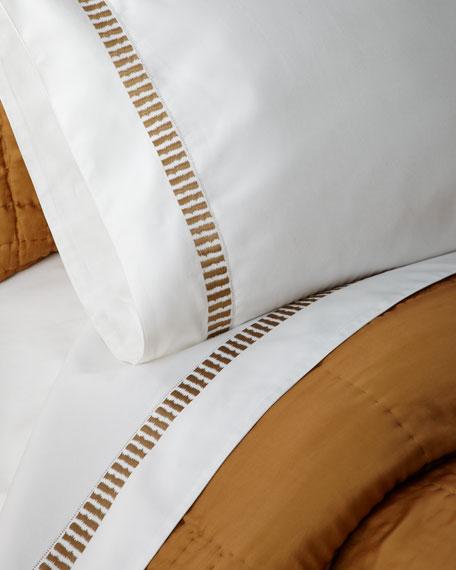 Amity Home Savona King Pillowcases, Set of Two