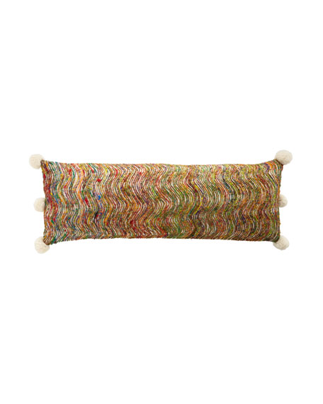 Amity Home Sunita X Long Bolster Pillow