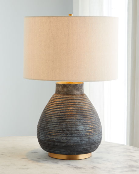 Image 2 of 2: Jamie Young Kauai Table Lamp