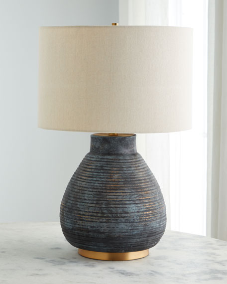 Image 1 of 2: Jamie Young Kauai Table Lamp