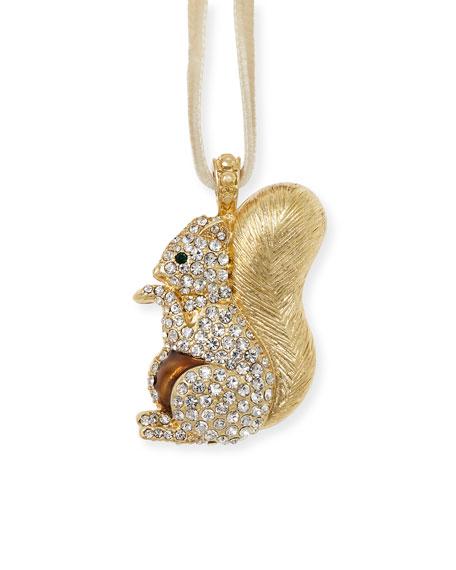 Joanna Buchanan Squirrel Hanging Ornament