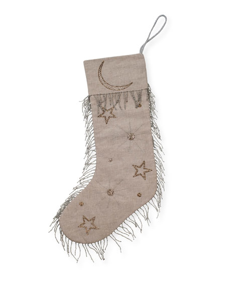 Joanna Buchanan Celestial Stocking