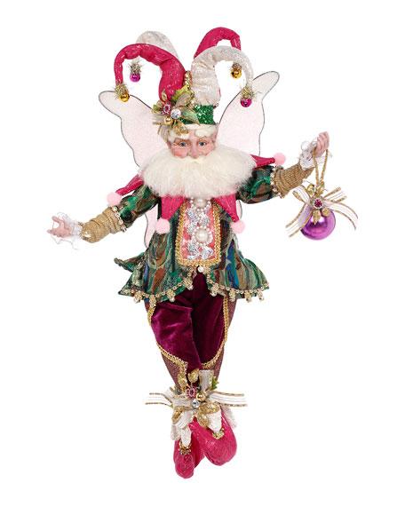 "Mark Roberts Jingle Jester Fairy, 16.3"""