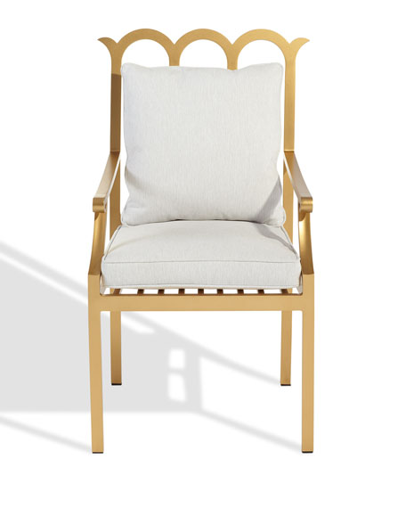 Image 2 of 4: Savannah Collection Dining Chair