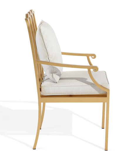 Image 4 of 4: Savannah Collection Dining Chair