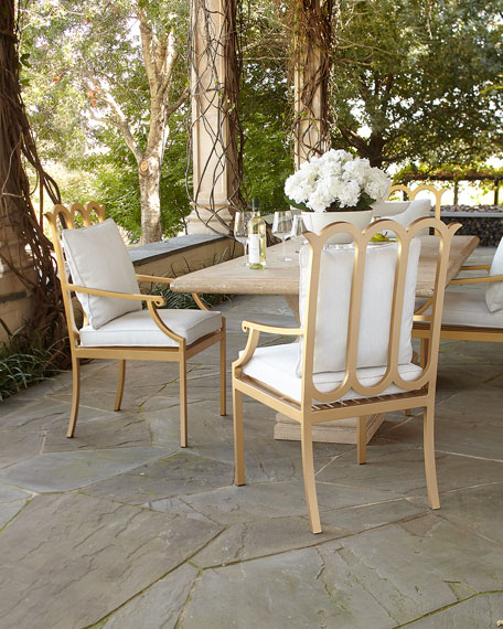 Image 1 of 4: Savannah Collection Dining Chair