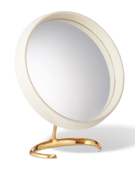 Image 1 of 4: AERIN Vanity Mirror