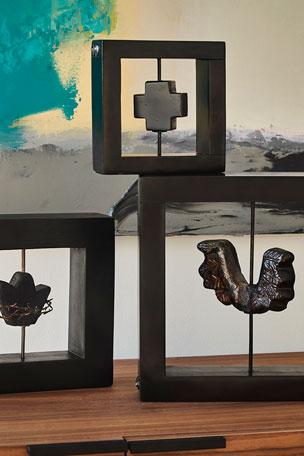 Jan Barboglio Roberto Sculpture