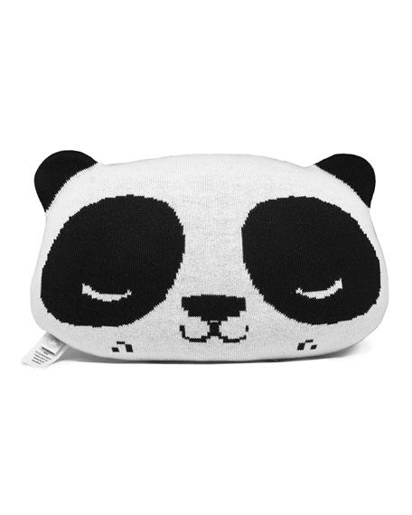 Rian Tricot Panda Pillow