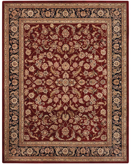 Image 2 of 4: NourCouture Apenzell Hand-Tufted Rug, 4' x 6'