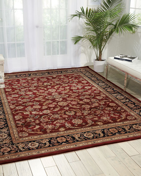 Image 1 of 4: NourCouture Apenzell Hand-Tufted Rug, 4' x 6'