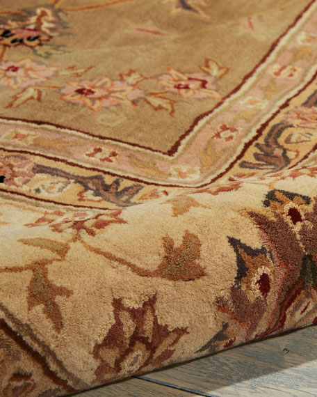 NourCouture Brazos Hand-Tufted Rug, 9' x 12'