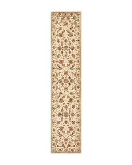 "Image 2 of 4: NourCouture Buttercup Hand-Tufted Runner, 2'3"" x 8'"