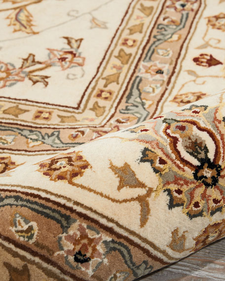 "Image 4 of 4: NourCouture Buttercup Hand-Tufted Runner, 2'3"" x 8'"