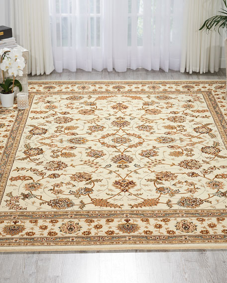 "Image 1 of 4: NourCouture Buttercup Hand-Tufted Runner, 2'3"" x 8'"