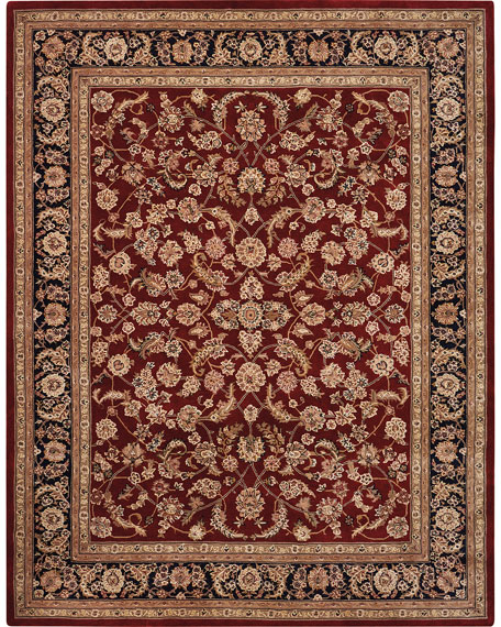 Image 2 of 4: NourCouture Apenzell Hand-Tufted Rug, 9' x 12'