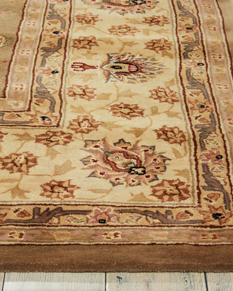 NourCouture Brazos Hand-Tufted Runner, 2' x 8'