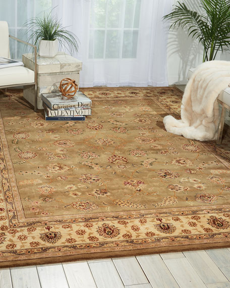 NourCouture Brazos Hand-Tufted Rug, 4' x 6'