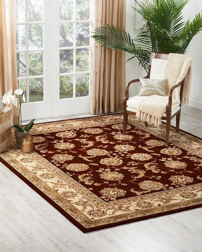 Red River Hand-Tufted Rug, 9' x 12'