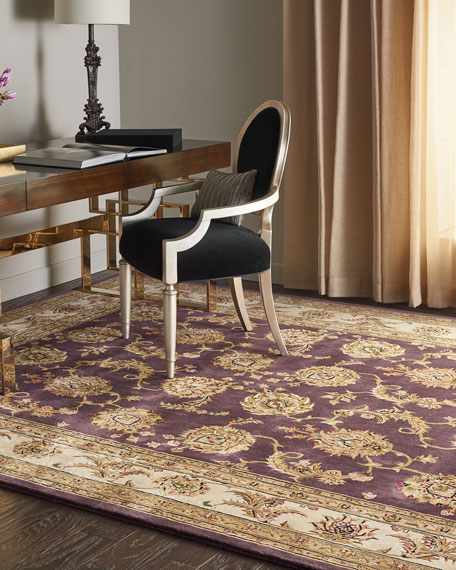 NourCouture Robin Creek Hand-Tufted Rug, 4' x 6'