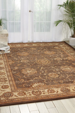 NourCouture Endicott Hand-Tufted Rug, 5' x 8'