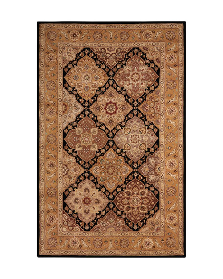 "Image 2 of 4: NourCouture Mystic Diamond Hand-Tufted Runner, 2'3"" x 8'"