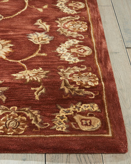 NourCouture Sparks Hand-Tufted Runner, 2.6' x 12'