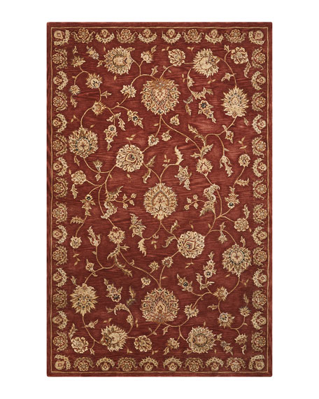 NourCouture Sparks Hand-Tufted Rug, 5' x 8'