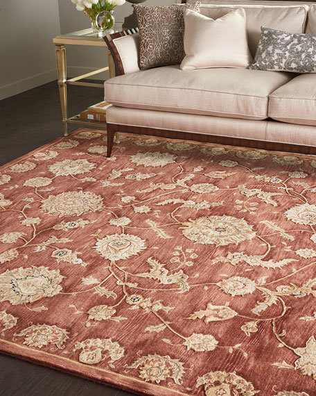 NourCouture Sparks Hand-Tufted Rug, 4' x 6'