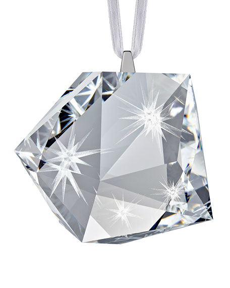 Atelier Swarovski Daniel Libeskind Multi Star Tree Ornament