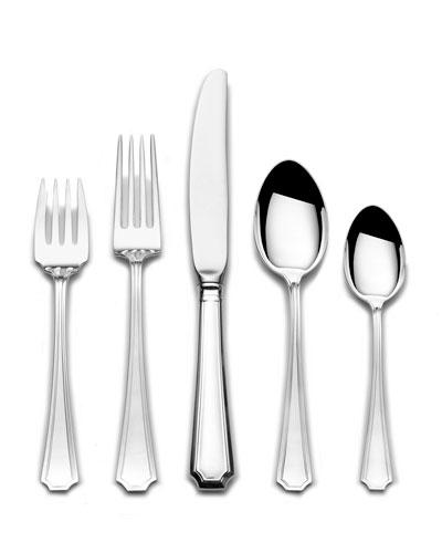 Fairfax 66-Piece Dinner Flatware Set