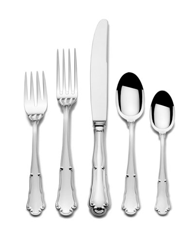 Barocco 66-Piece Dinner Flatware Set