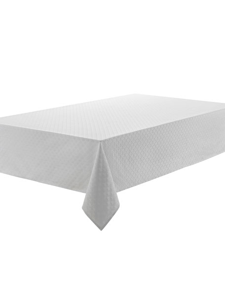 """Waterford Ember 70"""" x 144"""" Tablecloth"""